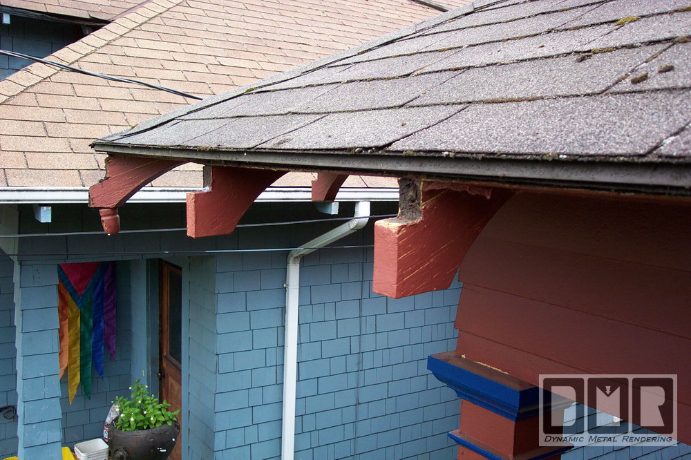 Dmr Gutters Cain Aluminum Gutter And Downspout Photopage