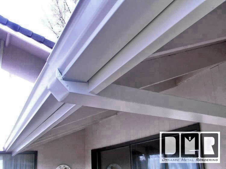 Dmr Gutters No Clog Gutter Options Photopage