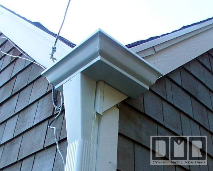 Dmr Gutters Unusual Gutter Fabrication Photopage