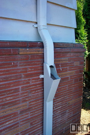 Dmr Gutters Aluminum Gutter And Downspout Photopage