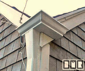 Diy Chatroom Home Improvement Forum Gutter For 45 Degree