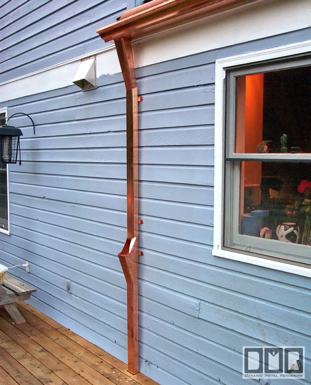 The Hill S Copper Gutter Work Photopage