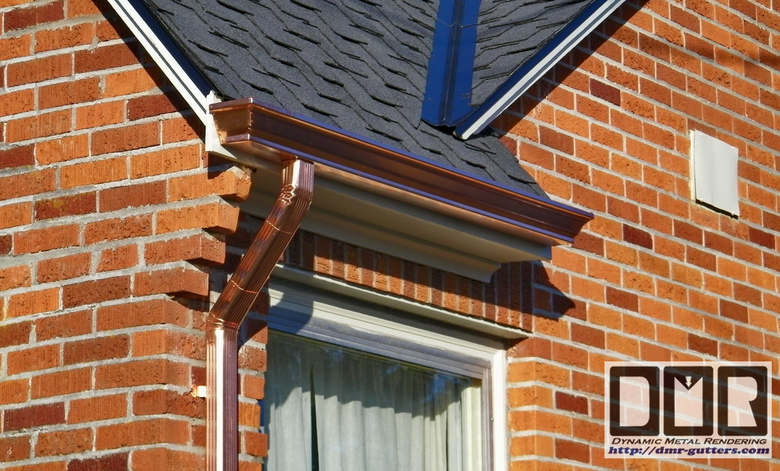 Dmr S Premium Copper Gutter Work Photopage