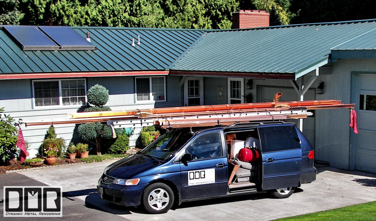 Dmr Gutters Company History Page
