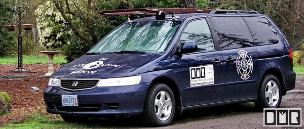 The Lady Tia Designs 99 Honda Odyssey Van