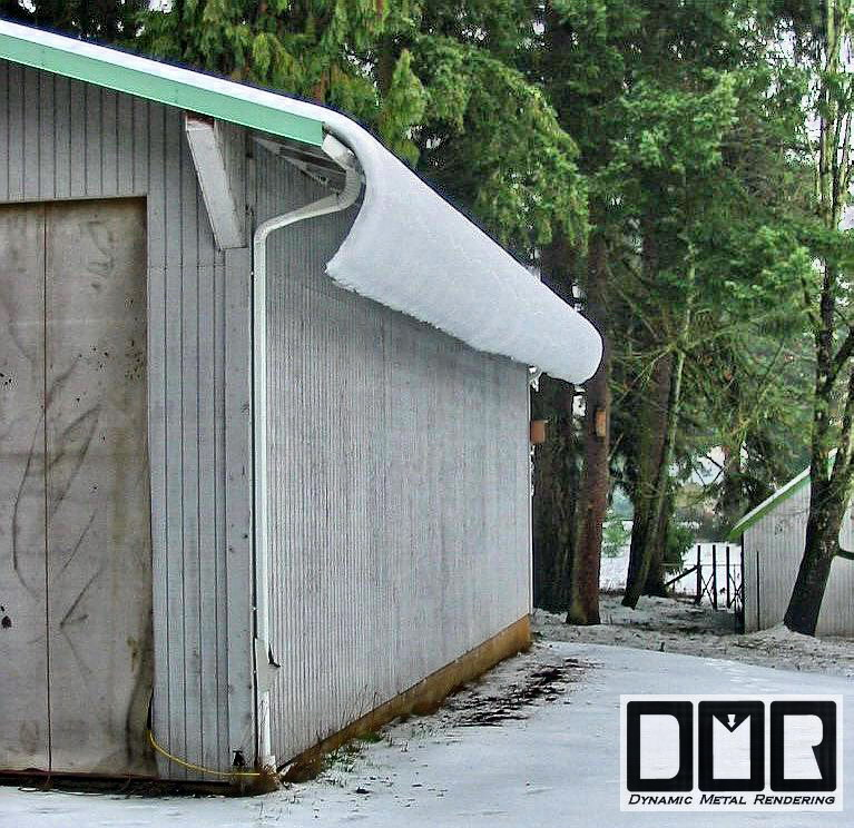 Dmr Gutters Sheet Metal Roofs Amp Snow Page