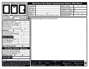 Dmr Gutters Installation Quality Standards Page